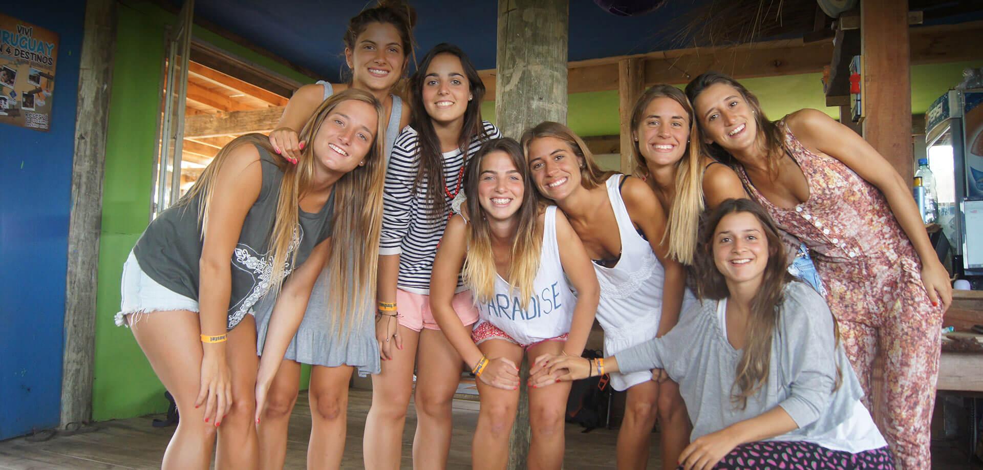 Punta del Diablo Hostel Compay Uruguay #1