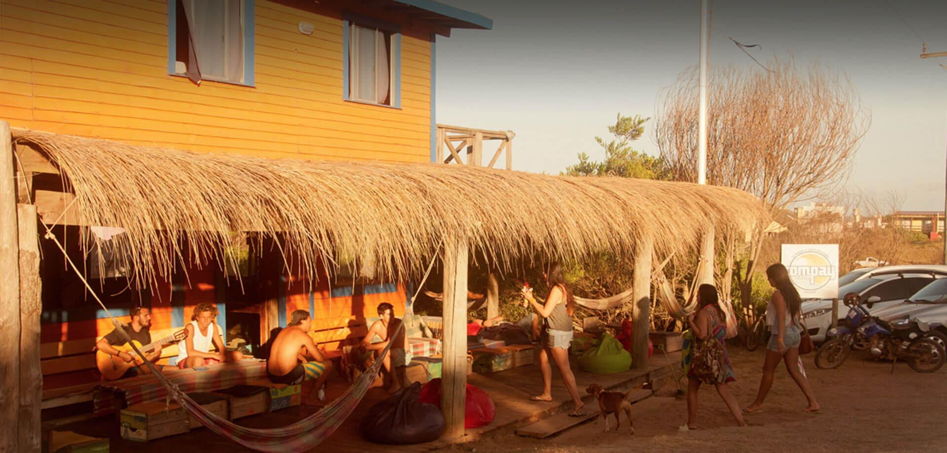 Punta del Diablo Hostel Compay #1